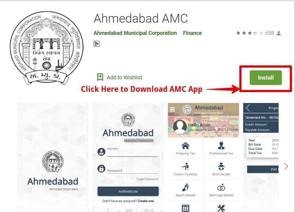 Property Tax Payment Ahmedabad